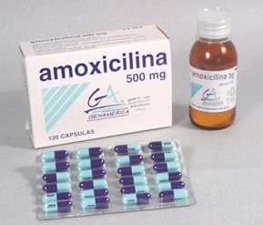 Amoxicilina - Vademécum Odonotológico